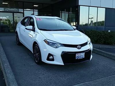 2014 Toyota Corolla S Plus Sedan for sale in Vancouver for $20,712 with 9,363 miles.