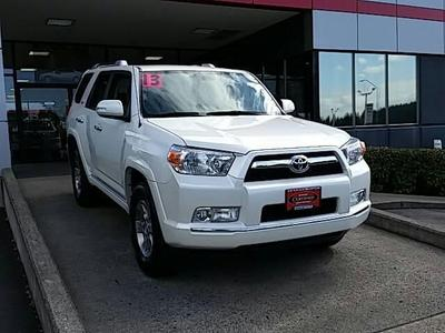 2013 Toyota 4Runner SUV for sale in Vancouver for $31,472 with 37,142 miles.