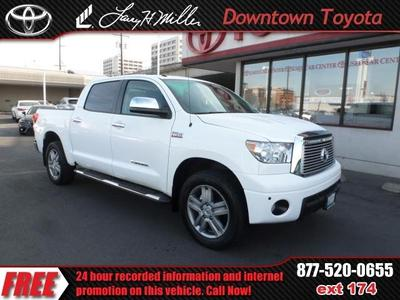 Used Toyota Tundra for $45,591
