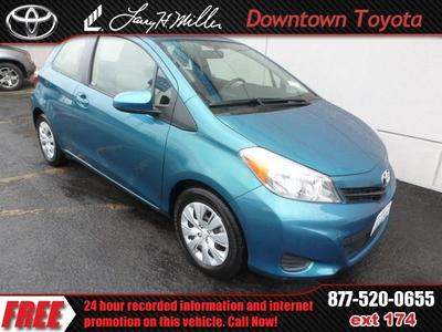 Used Toyota Yaris for $15,998