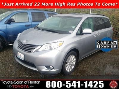 Used Toyota Sienna for $30,998