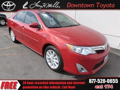 Used Toyota Camry Hybrid for $29,998