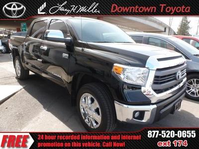 Used Toyota Tundra for $41,998