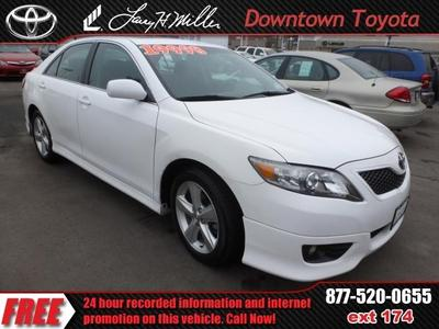 Used Toyota Camry for $19,998