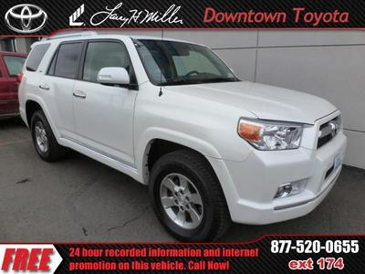 2012 Toyota 4Runner SR5 SUV for sale in Spokane for $34,998 with 34,706 miles.