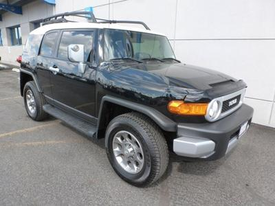 Used Toyota FJ Cruiser for $35,998