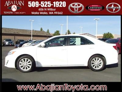 2012 Toyota Camry XLE Sedan for sale in Walla Walla for $21,550 with 33,365 miles.