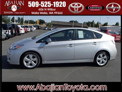 2010 Toyota Prius V Hatchback for sale in Walla Walla for $23,588 with 17,600 miles.