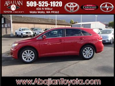 2012 Toyota Venza LE SUV for sale in Walla Walla for $23,630 with 26,244 miles.