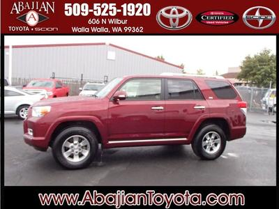 2012 Toyota 4Runner SR5 SUV for sale in Walla Walla for $34,588 with 30,766 miles.