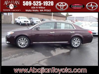 2011 Toyota Avalon Limited Sedan for sale in Walla Walla for $25,800 with 18,152 miles.