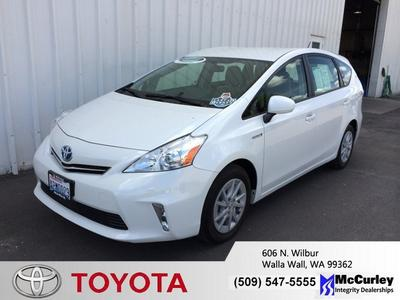 2013 Toyota Prius V Wagon for sale in Walla Walla for $26,433 with 149 miles.