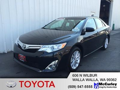 2014 Toyota Camry Sedan for sale in Walla Walla for $31,500 with 817 miles.