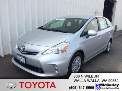 2014 Toyota Prius V Wagon for sale in Walla Walla for $26,933 with 4,995 miles.