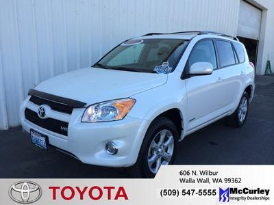 2012 Toyota RAV4 Limited SUV for sale in Walla Walla for $28,633 with 22,200 miles.