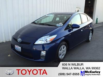 2010 Toyota Prius II Hatchback for sale in Walla Walla for $18,933 with 62,950 miles.