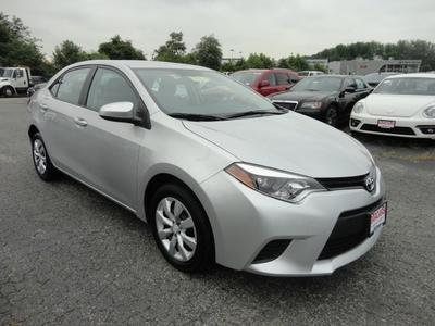 2014 Toyota Corolla Sedan for sale in Silver Spring for $19,900 with 5,479 miles.