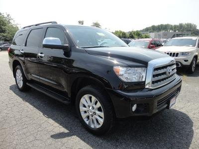 2012 Toyota Sequoia SUV for sale in Silver Spring for $53,900 with 28,964 miles.