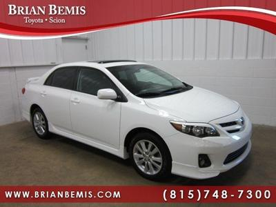 2011 Toyota Corolla S Sedan for sale in Dekalb for $14,995 with 38,807 miles.