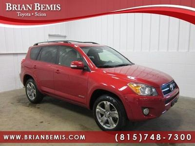 2012 Toyota RAV4 Sport SUV for sale in Dekalb for $24,927 with 17,163 miles.