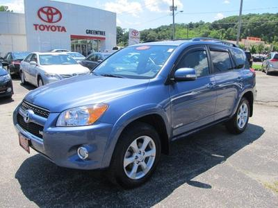 2012 Toyota RAV4 Limited SUV for sale in Danbury for $27,490 with 7,273 miles.