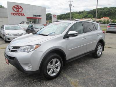 2013 Toyota RAV4 SUV for sale in Danbury for $24,990 with 9,153 miles.