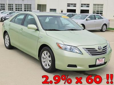 2009 Toyota Camry Hybrid Sedan for sale in Crystal Lake for $26,150 with 63,706 miles.