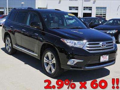 2011 Toyota Highlander Base SUV for sale in Crystal Lake for $37,045 with 74,307 miles.