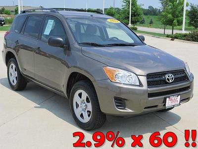 2012 Toyota RAV4 Base SUV for sale in Crystal Lake for $22,650 with 52,925 miles.