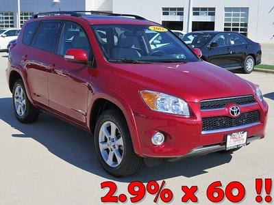 2012 Toyota RAV4 Limited SUV for sale in Crystal Lake for $25,989 with 18,397 miles.