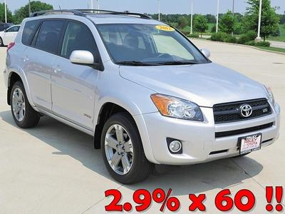2012 Toyota RAV4 Sport SUV for sale in Crystal Lake for $25,989 with 20,707 miles.