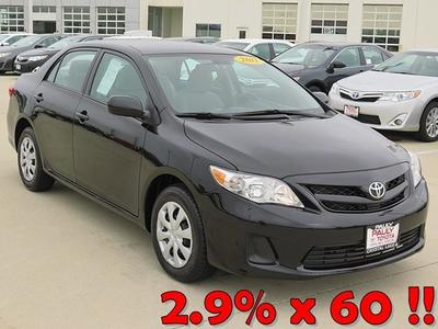2011 Toyota Corolla LE Sedan for sale in Crystal Lake for $14,989 with 29,077 miles.