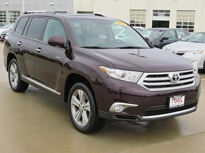 2012 Toyota Highlander Base SUV for sale in Crystal Lake for $37,195 with 31,292 miles.