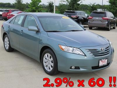 2009 Toyota Camry XLE Sedan for sale in Crystal Lake for $15,898 with 35,487 miles.