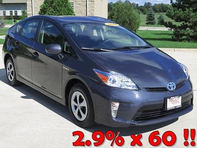 2013 Toyota Prius Hatchback for sale in Crystal Lake for $19,989 with 11,777 miles.
