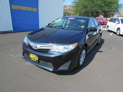2012 Toyota Camry LE Sedan for sale in The Dalles for $16,991 with 44,285 miles.