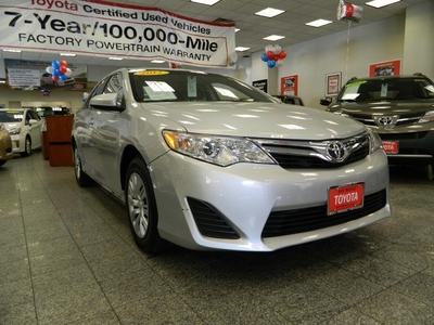 2012 Toyota Camry LE Sedan for sale in Brooklyn for $20,635 with 9,872 miles.