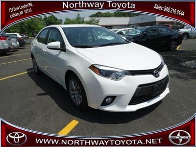 2014 Toyota Corolla LE Plus Sedan for sale in Latham for $18,700 with 8,923 miles.