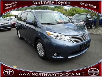 2014 Toyota Sienna Minivan for sale in Latham for $32,000 with 11,406 miles.