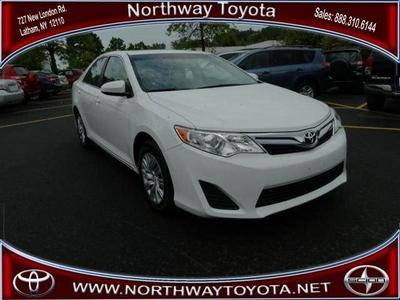 2014 Toyota Camry Sedan for sale in Latham for $21,500 with 4,594 miles.