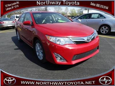 2012 Toyota Camry XLE Sedan for sale in Latham for $20,677 with 20,841 miles.