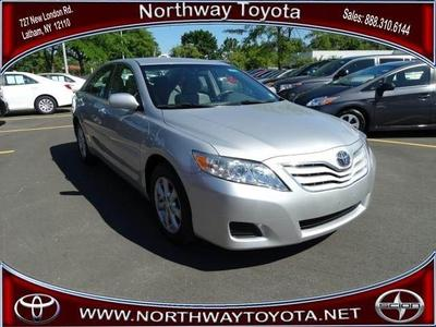 2011 Toyota Camry LE Sedan for sale in Latham for $15,400 with 39,294 miles.