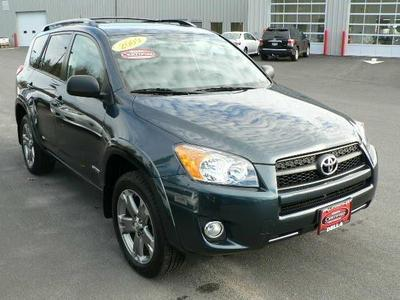 2009 Toyota RAV4 Sport SUV for sale in Plattsburgh for $18,849 with 40,618 miles.