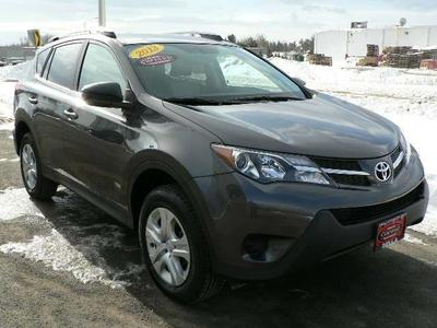 2013 Toyota RAV4 SUV for sale in Plattsburgh for $23,295 with 2,628 miles.