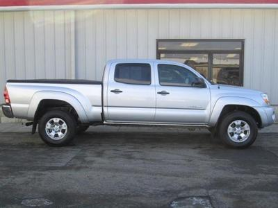 2008 Toyota Tacoma Double Cab Crew Cab Pickup for sale in Oneonta for $20,995 with 78,545 miles.