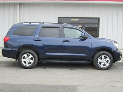 2008 Toyota Sequoia SR5 SUV for sale in Oneonta for $24,995 with 55,951 miles.