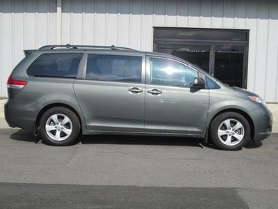 2011 Toyota Sienna Base Minivan for sale in Oneonta for $22,999 with 43,648 miles.