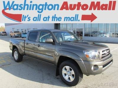 2010 Toyota Tacoma Double Cab Crew Cab Pickup for sale in Washington for $28,990 with 53,435 miles.