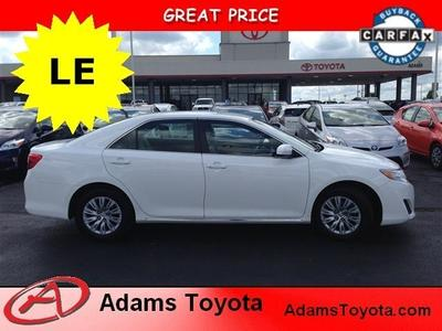 2012 Toyota Camry LE Sedan for sale in Lees Summit for $19,495 with 47,425 miles.