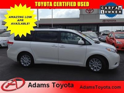 2013 Toyota Sienna Minivan for sale in Lees Summit for $26,950 with 50,914 miles.